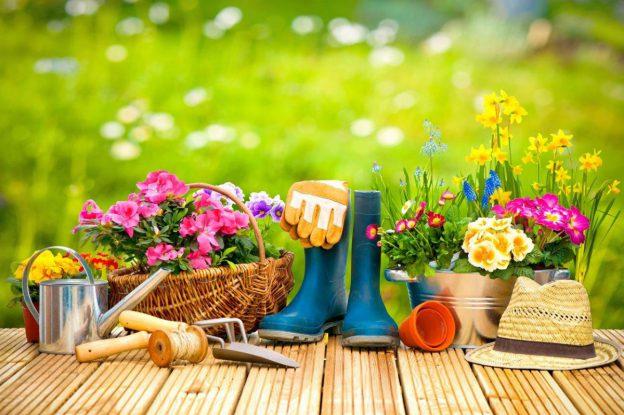 Gardening objects